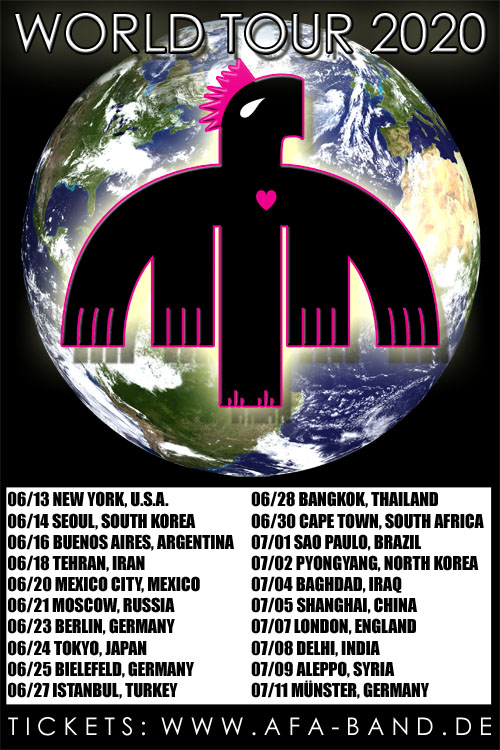 A.F.A. World Tour