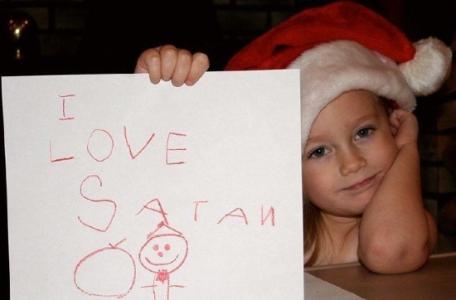 I love Santa :-)